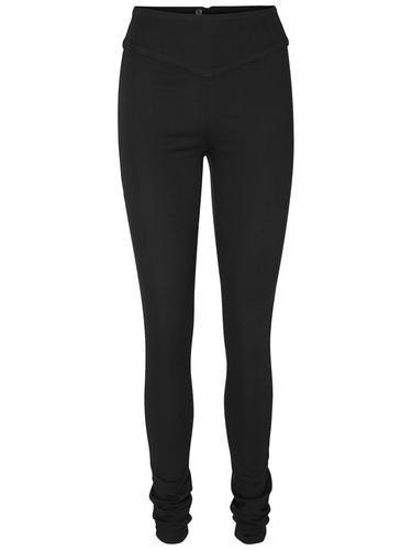 #Noisy #May #Damen #Jeggings #Fly #Paris #schwarz - Skinny fit Jeggings. - High waist mit dehnbarer Qualität. - Reißverschluss am Rücken.