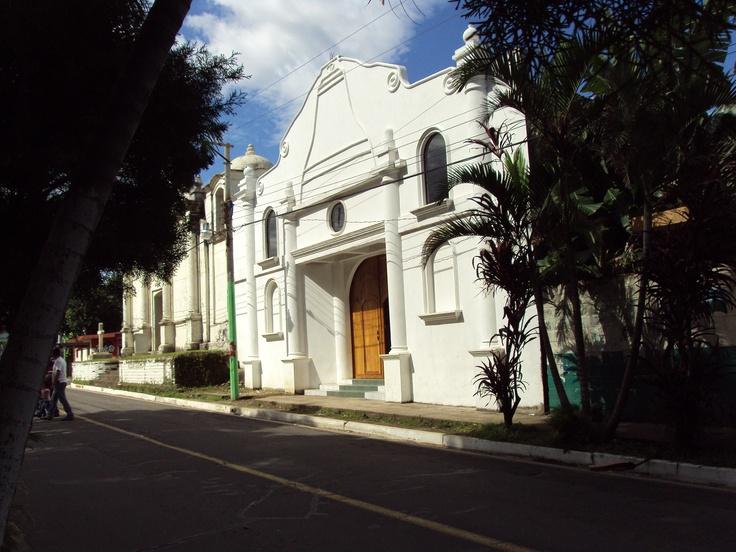 Salcoatitan, El Salvador ( Colonial Church)