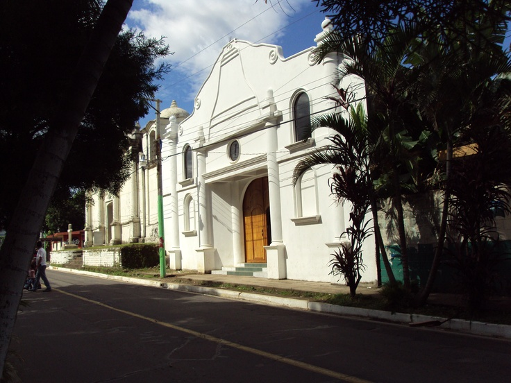 Salcoatitan, El Salvador ( Colonial Church)