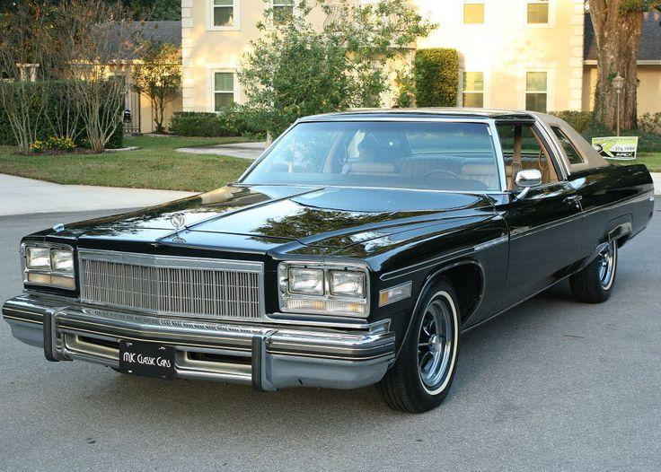 1976 Buick Electra LANDAU COUPE