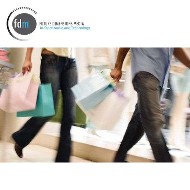 Providing the right atmosphere is a key role in customer satisfaction. In addition to music, in-store marketing can play a pivotal role in their overall sales and service. Visit www.futuredimensions.co.za for more information.