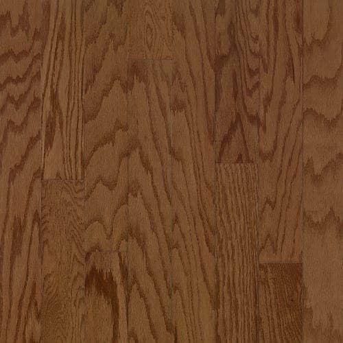 "Delacora FPSK3H2MSA Builders Grade Red Oak Solid Hardwood Flooring - 3-1/4 Width x Random Lengths (8-1/4"" to 84"")"