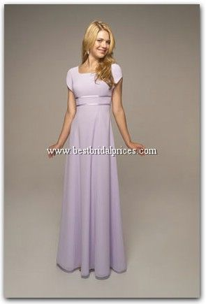 Modest Bella Bridesmaid Dresses - Style D930