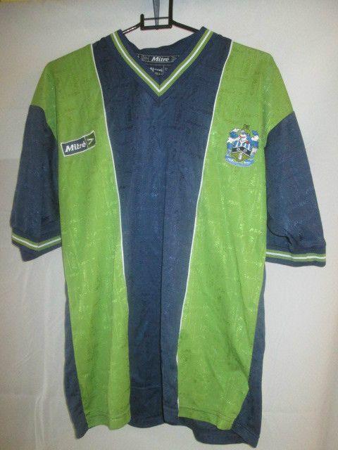 Huddersfield 1999-2001 Training Leisure Football Shirt Size Youths /14823