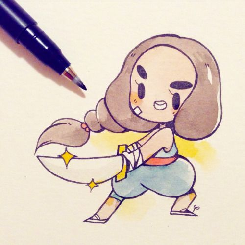 Connie In Sworn By The Sword | steven universe(connie) | Tumblr