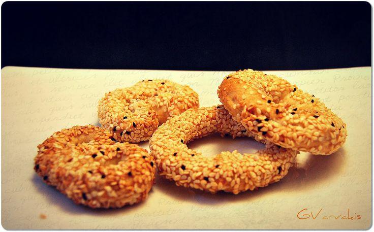 Τα τραγανοτρυφερονόστιμα κουλουράκια της Ρίτσας ~ una cucina