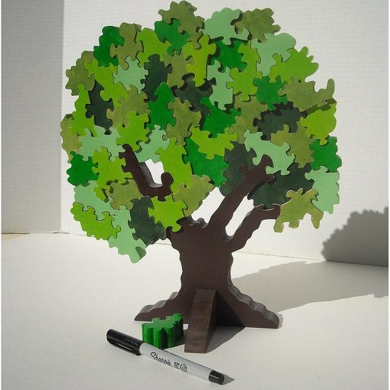 Jerusalem House Puzzle: Best 25+ 3d Tree Ideas On Pinterest