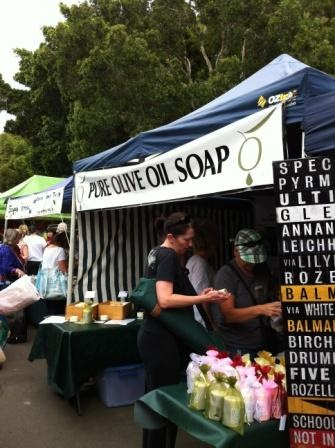 The Organic Food Markets sell a good variety of organic foods, organic products, bread, cakes, hand-made merchandise, hot foods, garden plants, clothes, knick-knacks and more. Organic Food Markets are held at locations all over Sydney during weekends & some weekdays.