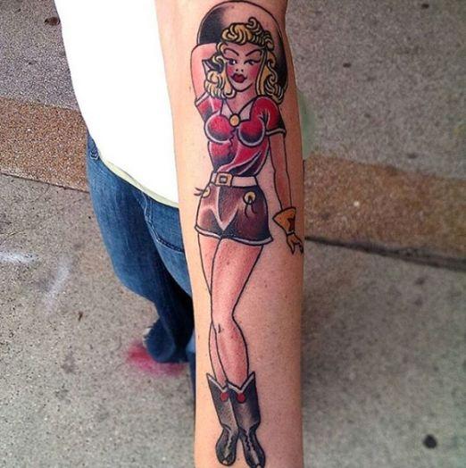 Country Boy Tattoos, Cowgirl Tattoos, Tattoos