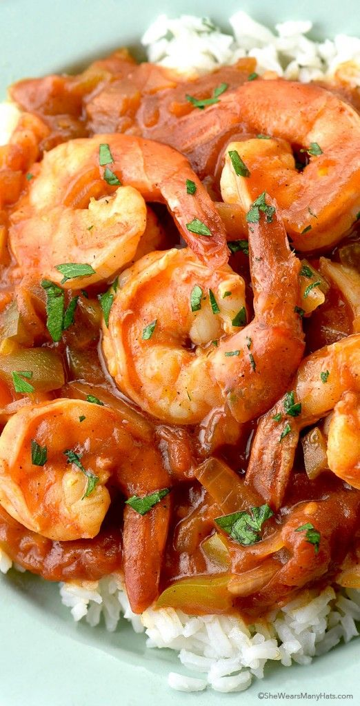 Easy Shrimp Creole Recipe