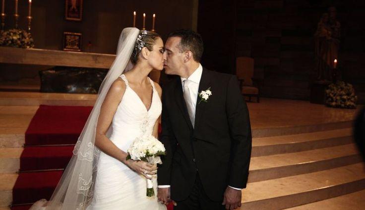 FOTOS: así fue el matrimonio de Jessica Tapia y el estadounidense Steven Dykeman