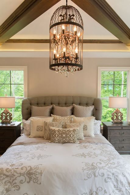Real Fit Housewife: Welcome to my Home: Our Little Slice of Heaven  Master bedroom suite, Arhaus, Home Goods