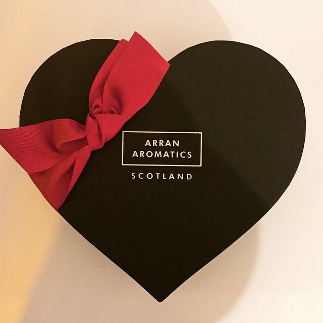 London Beauty Queen thinks our Heart Boxes are cute! Do you agree? #arranaromatics