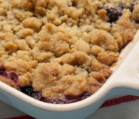 It's always exciting to watch the local markets' fruit selections change with the seasons. The appearance of berries is a sure sign of impending summer. This cobbler celebrates the season with a combination of berries. Choose your favorite berries, or just stick to one. You never have to make thisGet the Recipe