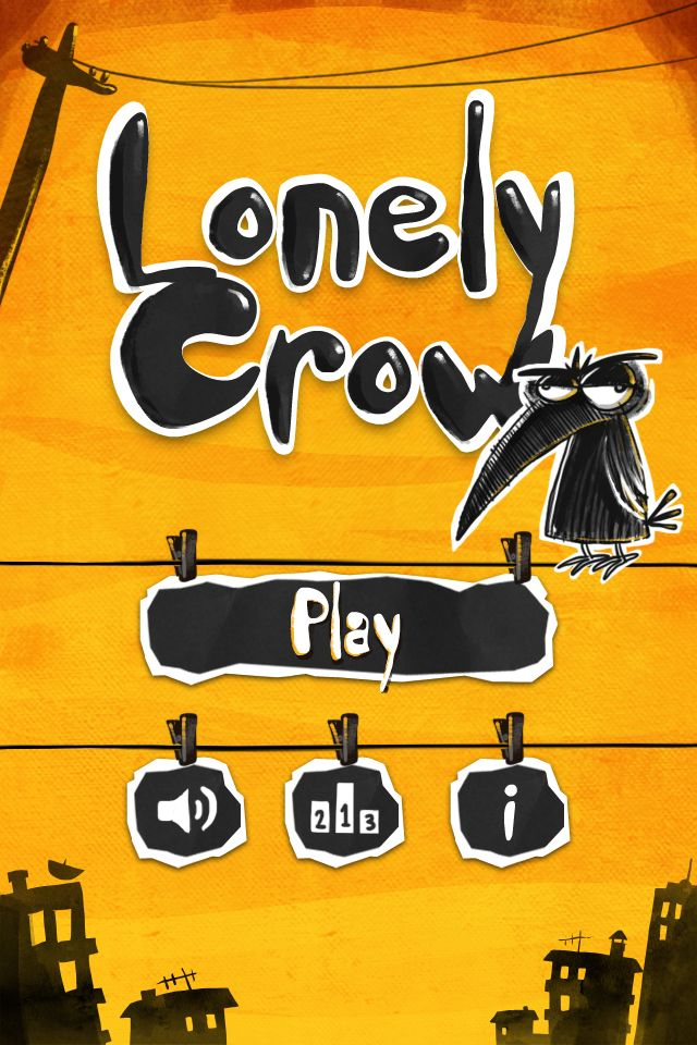 Lonely Crow - IOS