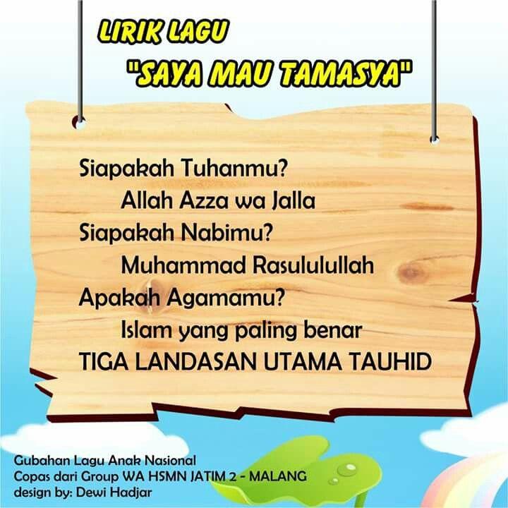 Saya Mau Tamasya versi 2 (original song Naik Becak by Ibu Soed)