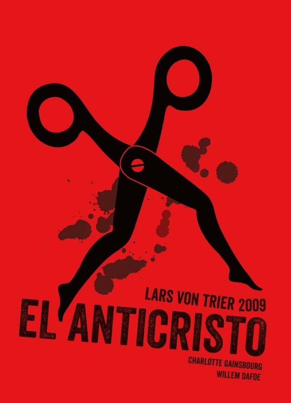 Anticristo By Erendida Mancilla Cartaz