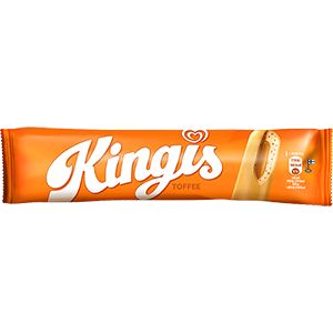 Kingis, toffee ice cream, Ingman
