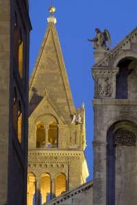 Basilica of St. Peter , Pecs , Hungary