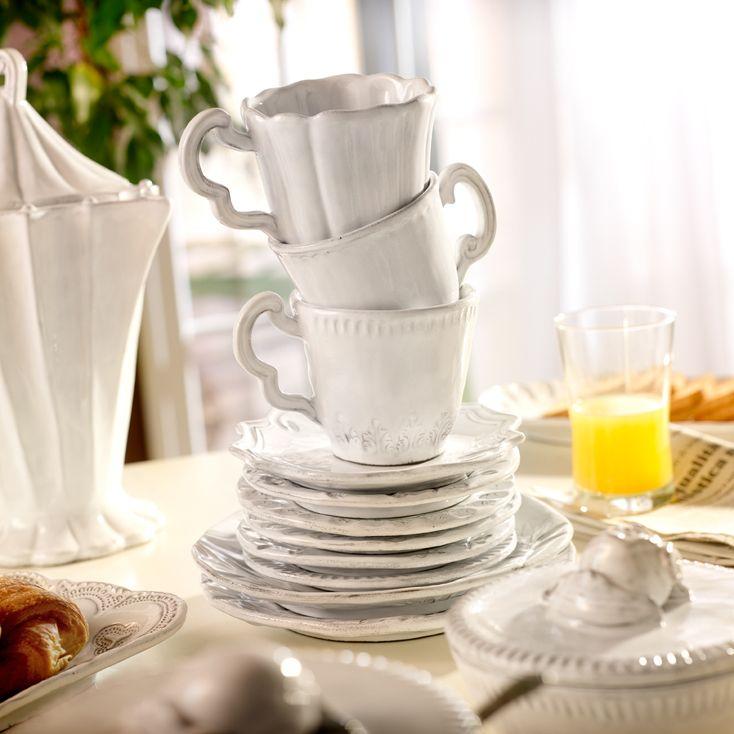 VBC casa ceramics, handmade tableware Presented by Tatjana Kern  http://www.bytatjana.com/c8/Tableware-