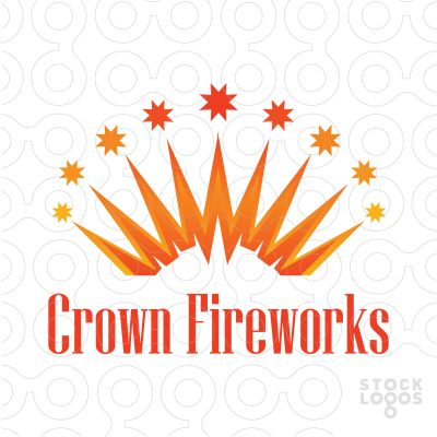 professional fireworks logos | ID: 123168 , Designer: M D S Posted: Mon, 10/15/2012 - 14:15