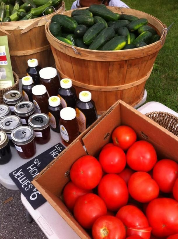 Fresh foods and so much more at Worcester's Farmers Markets