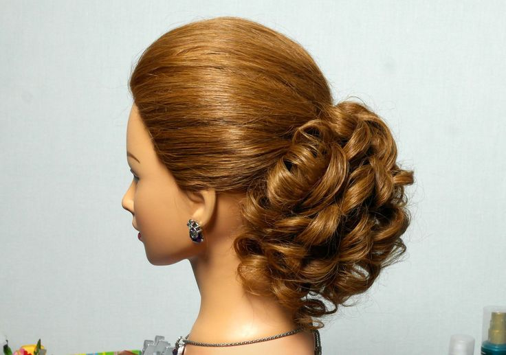 17 Best Ideas About Wedding Hairstyles On Pinterest: 17 Best Ideas About Medium Curly On Pinterest