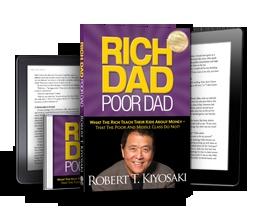 Get a financial education at Robert Kiyosaki's Rich Dad Company.