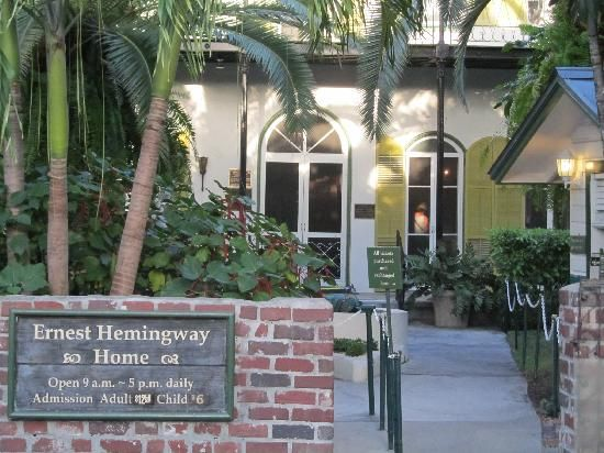 key west things to do ernest hemingway pictures - Google Search