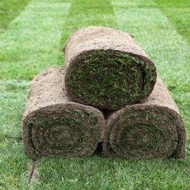 Les 25 meilleures id es concernant pelouse en rouleau sur pinterest artisan - Rouleau herbe synthetique ...