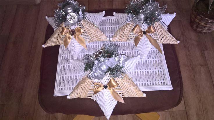 Dekorativní vánoční hvězda