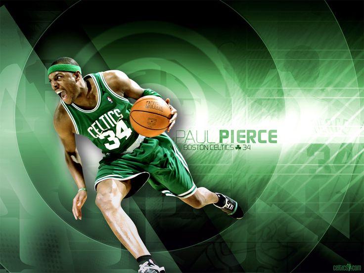 nba | NBA All Star: Celtics' Paul Pierce The 2008 NBA Finals MVP