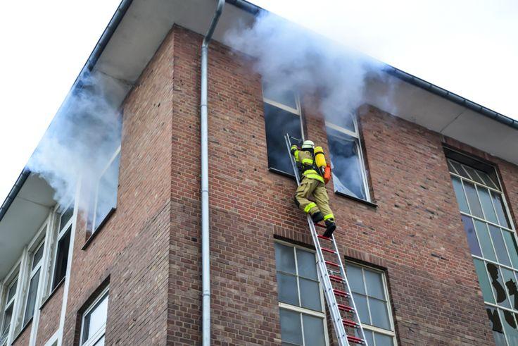 nice Feuerwehreinsatz in Würselen