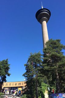 Observation decks Tohology: Tourism & Hospitality The ‪#‎Näsinneula‬ Tower in ‪#‎Tampere‬, ‪#‎Finland‬ ‪#‎attraction‬ ‪#‎Suomi‬ ‪#‎tourism‬ ‪#‎travel‬ ‪#‎excitement‬ ‪#‎family‬ ‪#‎tourists‬ ‪#‎leisure‬