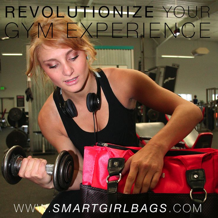 "No more ugly gym bags!  No more searching in your gym's duffel bag's ""black hole"" to find what you need. New ladies gym bags! SmartGirl Bags are chic and sassy and with 5 exterior pockets and 6 interior compartments, you'll always be organized. www.smartgirlbags... #perfecttote #gymbag #organized #sassybags #fitnessgear #ladiesgymbag #organizedgymbag"