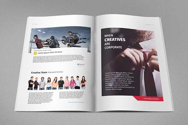 magazine ad template template pinterest magazine ads