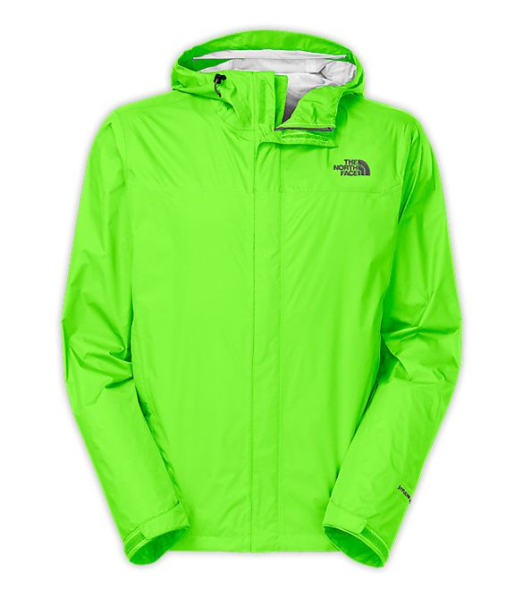 North Face Lime Green Jacket