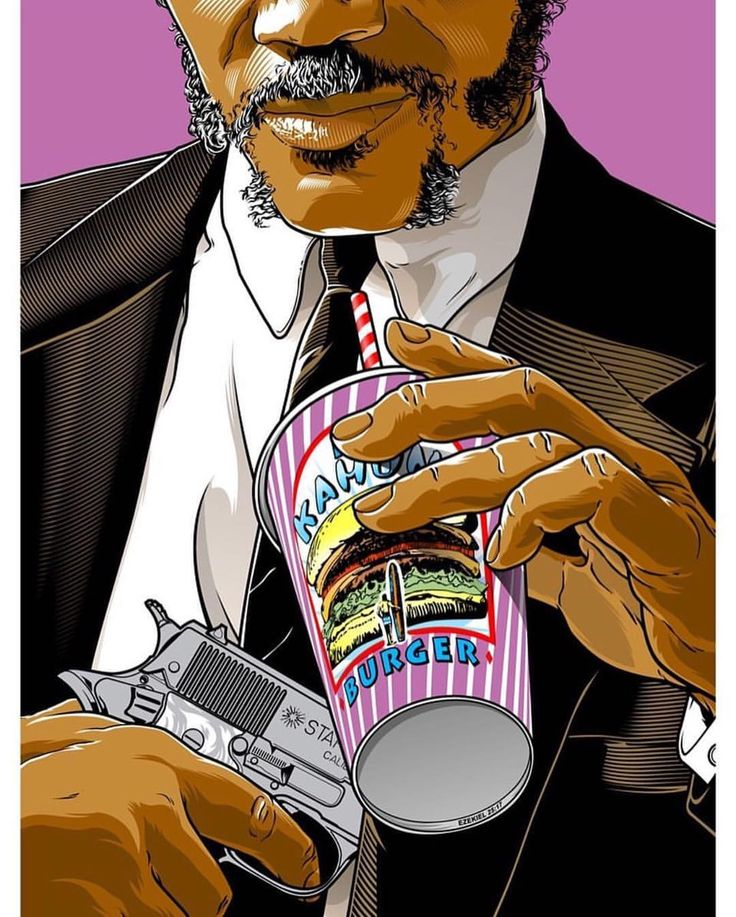 Pulp Fiction by @jbudich