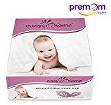 Easy@Home 50 Ovulation Test Strips and 20 Pregnancy Test Strips Kit  the Reliable Ovulation Predictor Kit (50 LH  20 HCG)