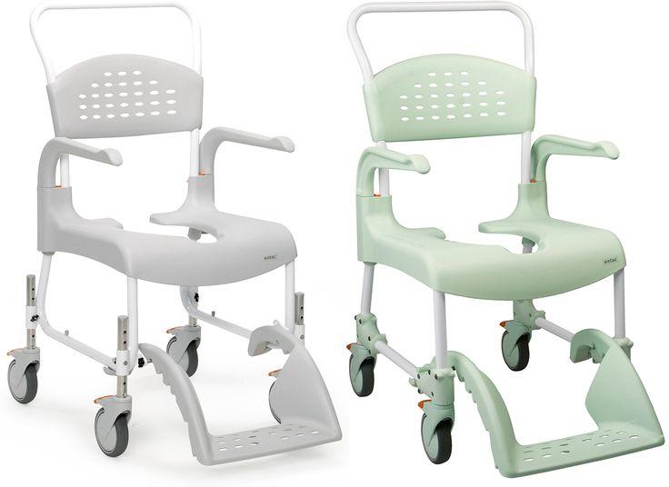 Mejores 10 im genes de silla de ducha con ruedas en pinterest 4 ruedas apertura y bloques - Sillas de ruedas estrechas ...