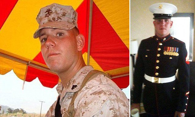 ISIS expert involved in attack that killed a US marine has died in drone strike | Daily Mail Online