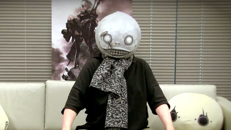 Nier: Automata Official Special Anniversary Message Trailer Director Yoko Taro thanks everyone for their support. March 09 2018 at 04:17PM  https://www.youtube.com/user/ScottDogGaming