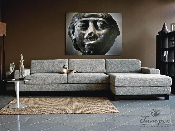 Итальянская мягкая мебель BARI