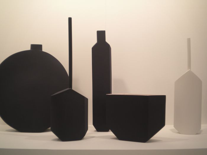 Beautiful, geometric ceramics by KOSE.