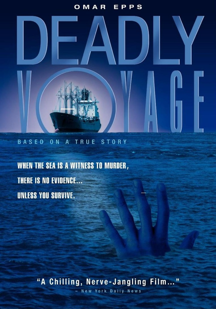 DEADLY VOYAGE tells the true story of Kingsley Ofosu, the