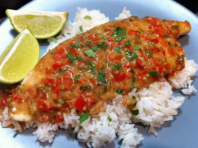 Cooking with SAHD: Striped Pangasius With Thai Coconut Curry
