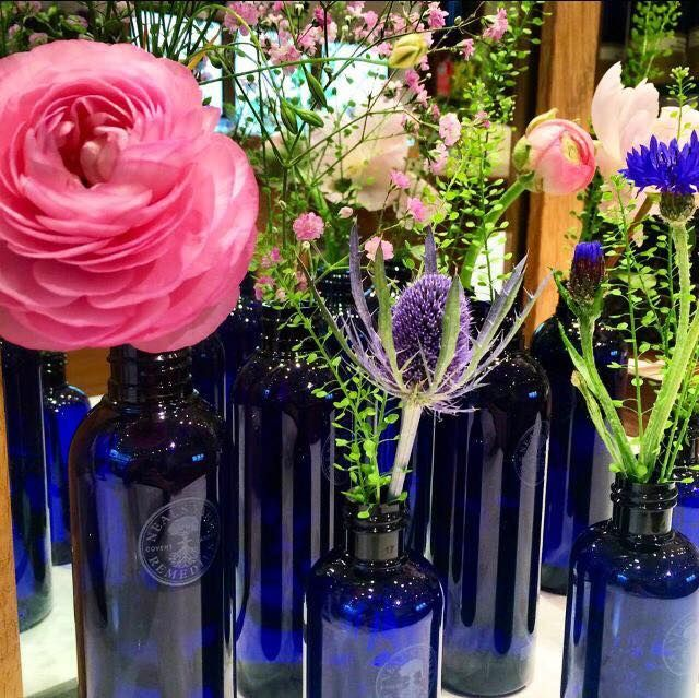 Our Neal's Yard Remedies iconic bottles are lovely re-used! Now available in the US as NYR Organics! Have a look here: https://us.nyrorganic.com/shop/everygoodthing/