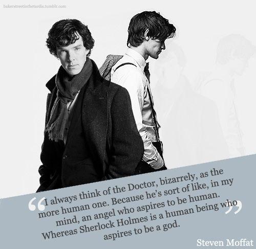 Steven Moffat is a genius.