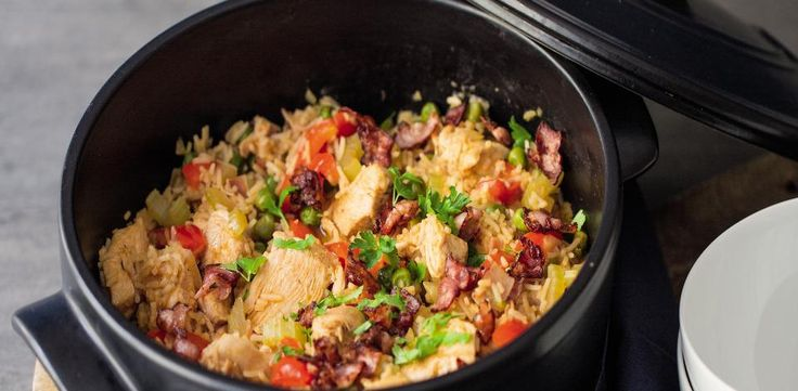 Recepty: Cajunské kuře s rýží