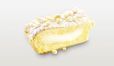 Cheese Filled Crumb Cake
